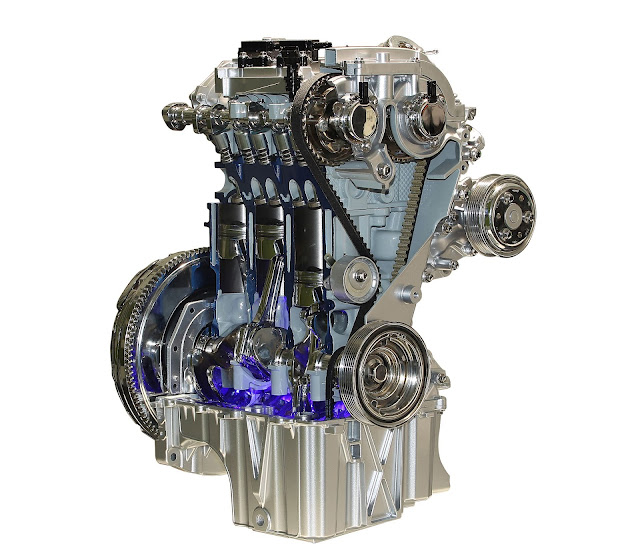 Ford 1 0 Litre Ecoboost Is Best Engine In The World