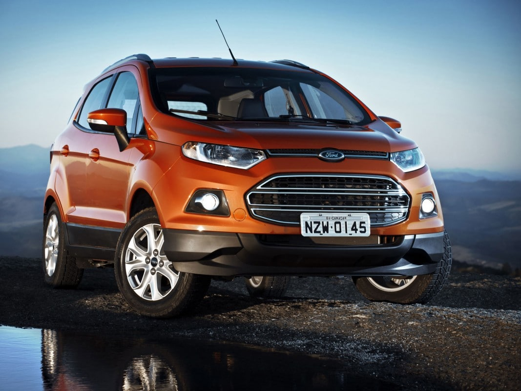 ford debuts compact connected all new ecosport suv eastern cape motors. Black Bedroom Furniture Sets. Home Design Ideas
