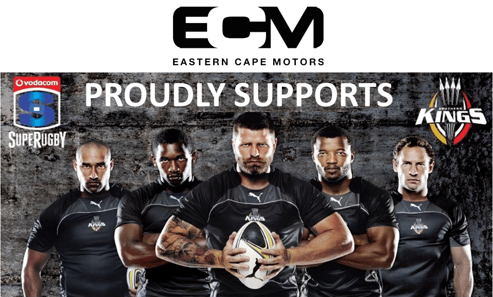 Eastern Cape Motors Proudly Supports The Southern Kings