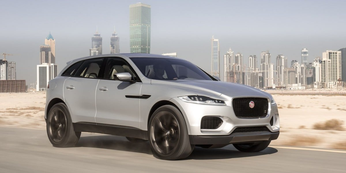 Jaguar F Pace Tested To Extremes Eastern Cape Motors
