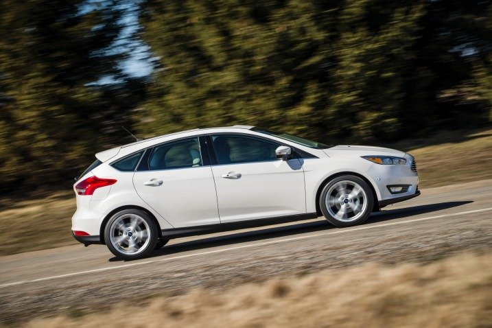 Ford Focus Range Bolstered With 4 New Automatic Models