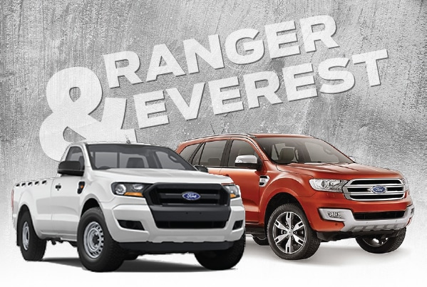 Ford ranger and everest win 2016 drive out wegry 4x4 of for Ford motor company awards