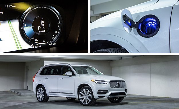 Volvo Cars Launches Flagship Xc90 T8 Twin Engine In South