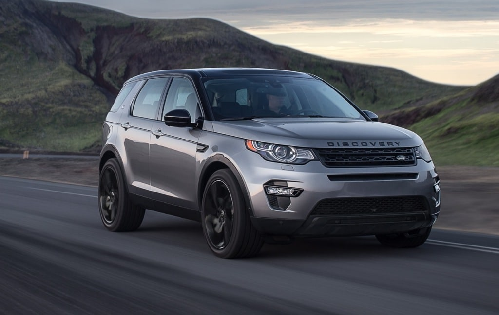 Build Your Own All New Land Rover Discovery Eastern Cape Motors